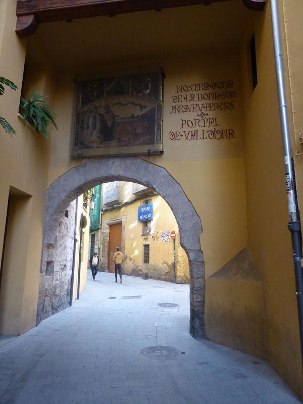 Portale della Valldigna a valencia