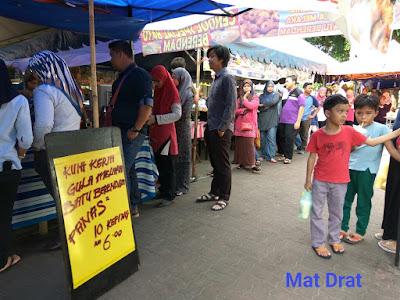 Tempat Makan Sedap Best Melaka Coconut Shake Batu Berendam Kuih Keria Antarabangsa