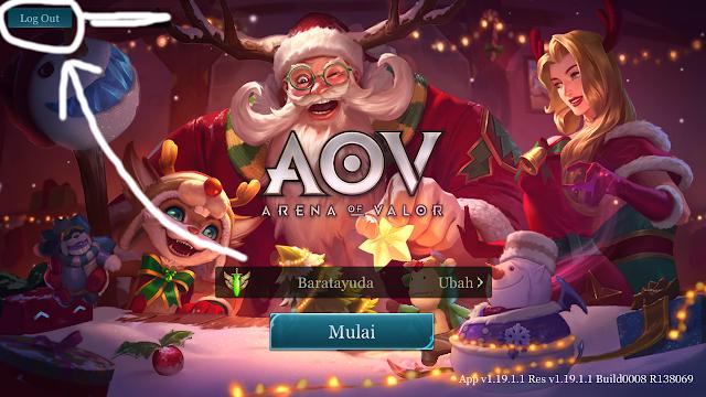 Membuat Akun Baru Game AOV (Arena Of Valor) Indonesia – Melalui Guest Login