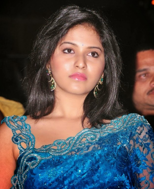 Tamil Actress Anjali Hot In Saree Photo Album