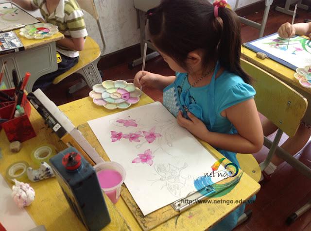 Kết quả hình ảnh cho học vẽ nét ngộ