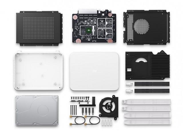 Xiaomi Mi Wi-Fi - 6 TB