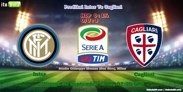 Prediksi Inter Vs Cagliari - ituBola