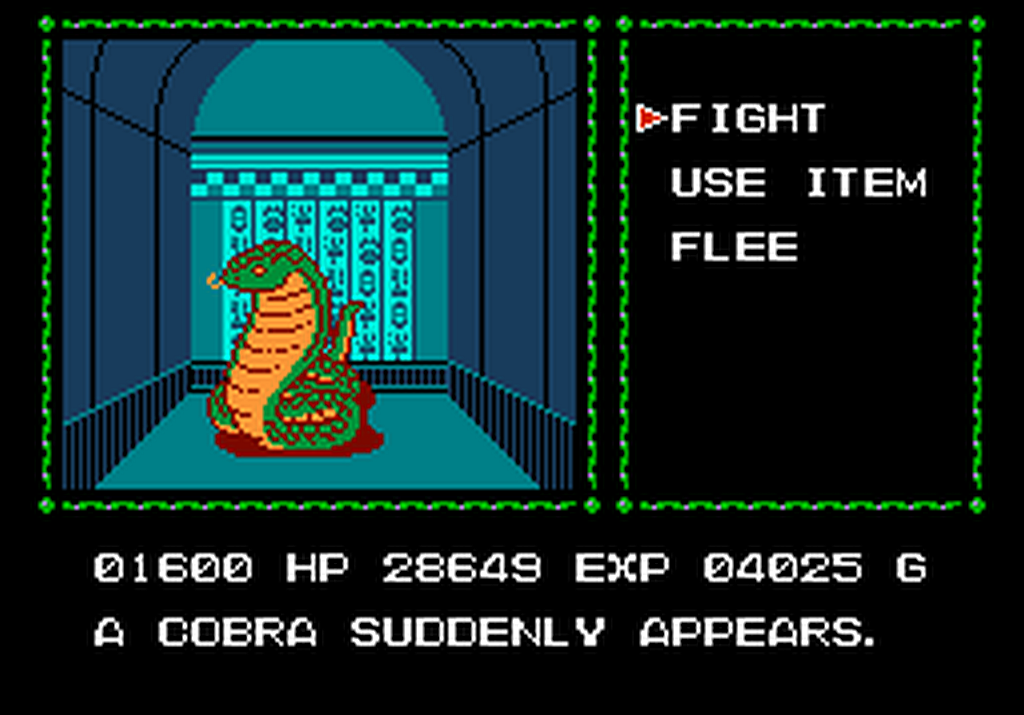 Indie Retro News: Cleopatra no Mahou - The last RPG that ...