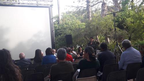 Presentazione a Palermo del libro Pensare sul mare tra-le-terre, di Augusto Cavadi 6/6/2019 - Pubblico