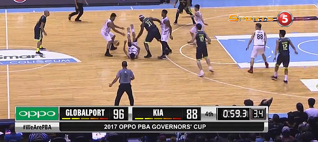 GlobalPort def. KIA Picanto, 102-90 (REPLAY VIDEO) August 20