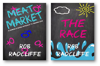 Meat Market, The Race, Rob Radcliffe, Lad Lit