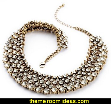 Crystal Wild Collar Fashion Necklace