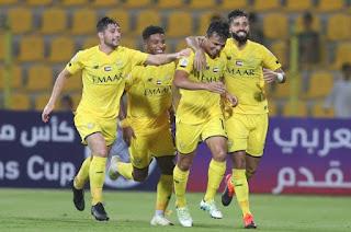 موعد مباراة الوصل والنصر الإماراتي الثلاثاء 28-01-2020 ضمن دوري الخليج العربي الاماراتي