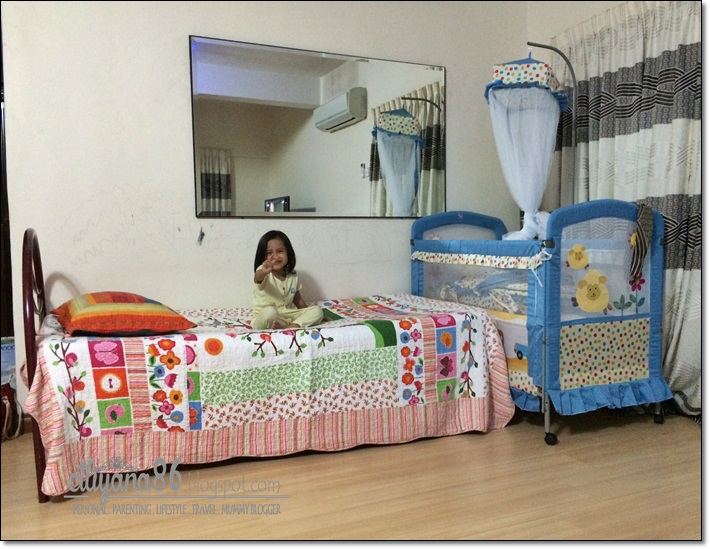 Aku Tidur Kat Ruang Tamu Je Nanti Bawah Memang Ada Bilik Pas Besar Jugak Ni Sebab Mak