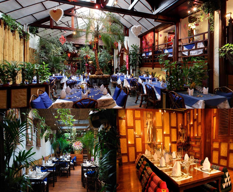 Restaurants tres insolites à paris aux univers inédits