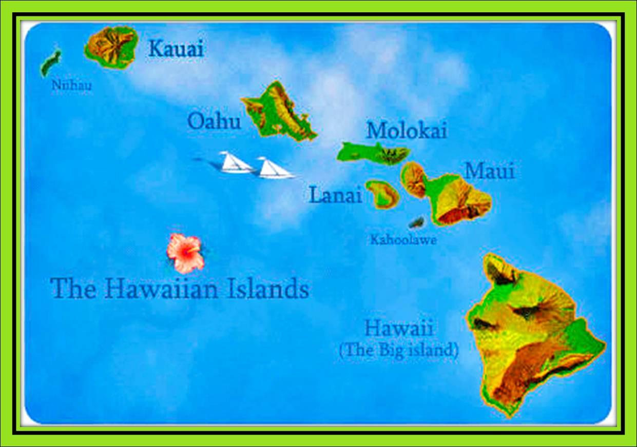 The Stanleys Take Hawaii