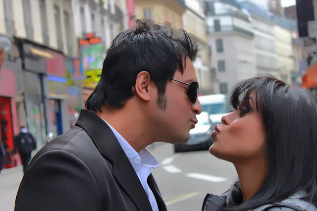 Emon Kissing Reeth Mazumder