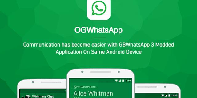 تحميل ogwhatsapp اخر اصدار برابط مباشر