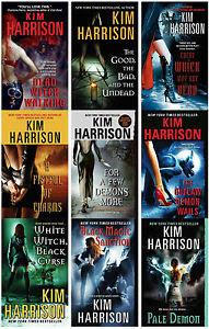 Kim Harrison's Hollow Series