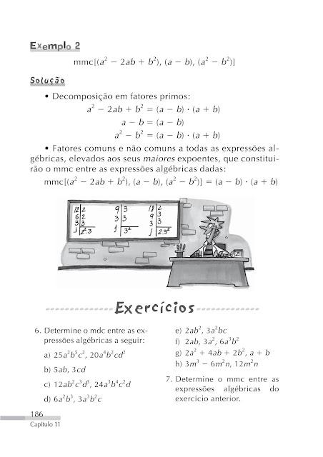 mmc exercicios