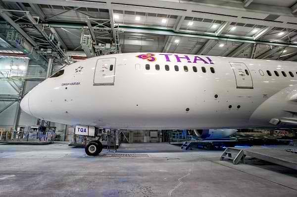 Thai Airways International Flight 620
