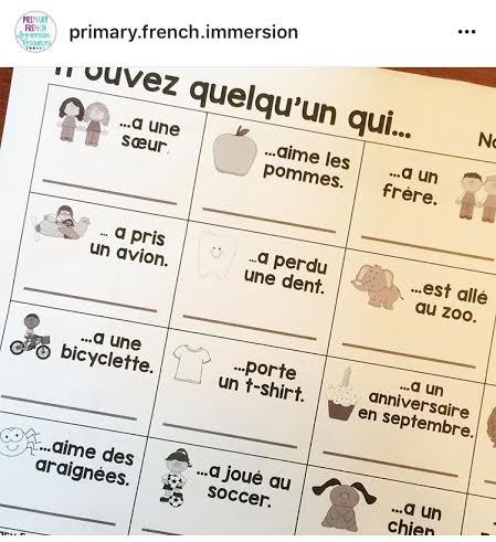 Free Worksheets » French Worksheets For Beginners - Free Printable ...