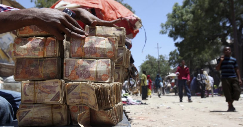 Bringing back the Somali shilling