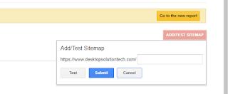 google blog sitemap