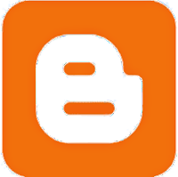 Blogger Transparent Logo