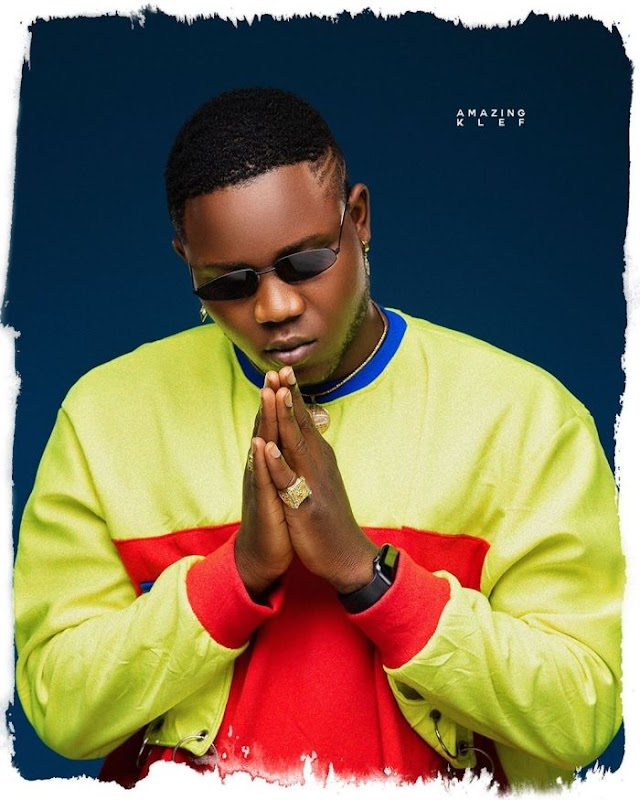 [Music + Video] Otega – Bless Me