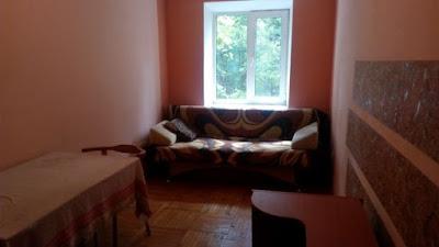 На фотографии изображена аренда 2к квартиры Киев Севастопольская площадь 2