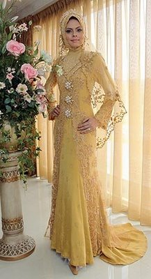 Baju Pengantin Muslimah Prom Dresses 2012 And 2012 Formal Gowns