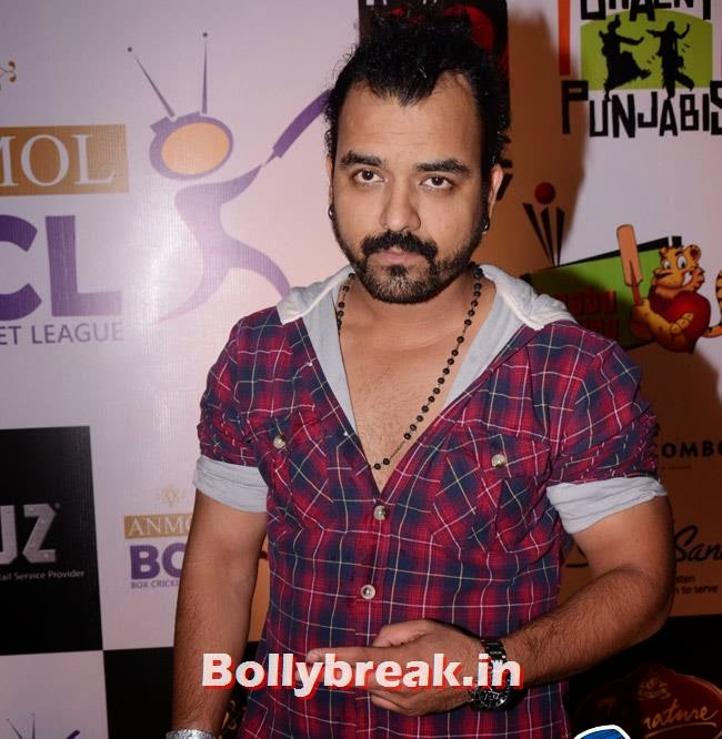 Toshi Sabri, Box Cricket League Success Party - Tv Babes as Guests