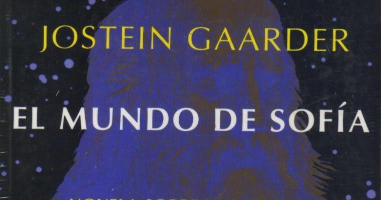 Descarga Mas Libros: El mundo de Sofía en pdf