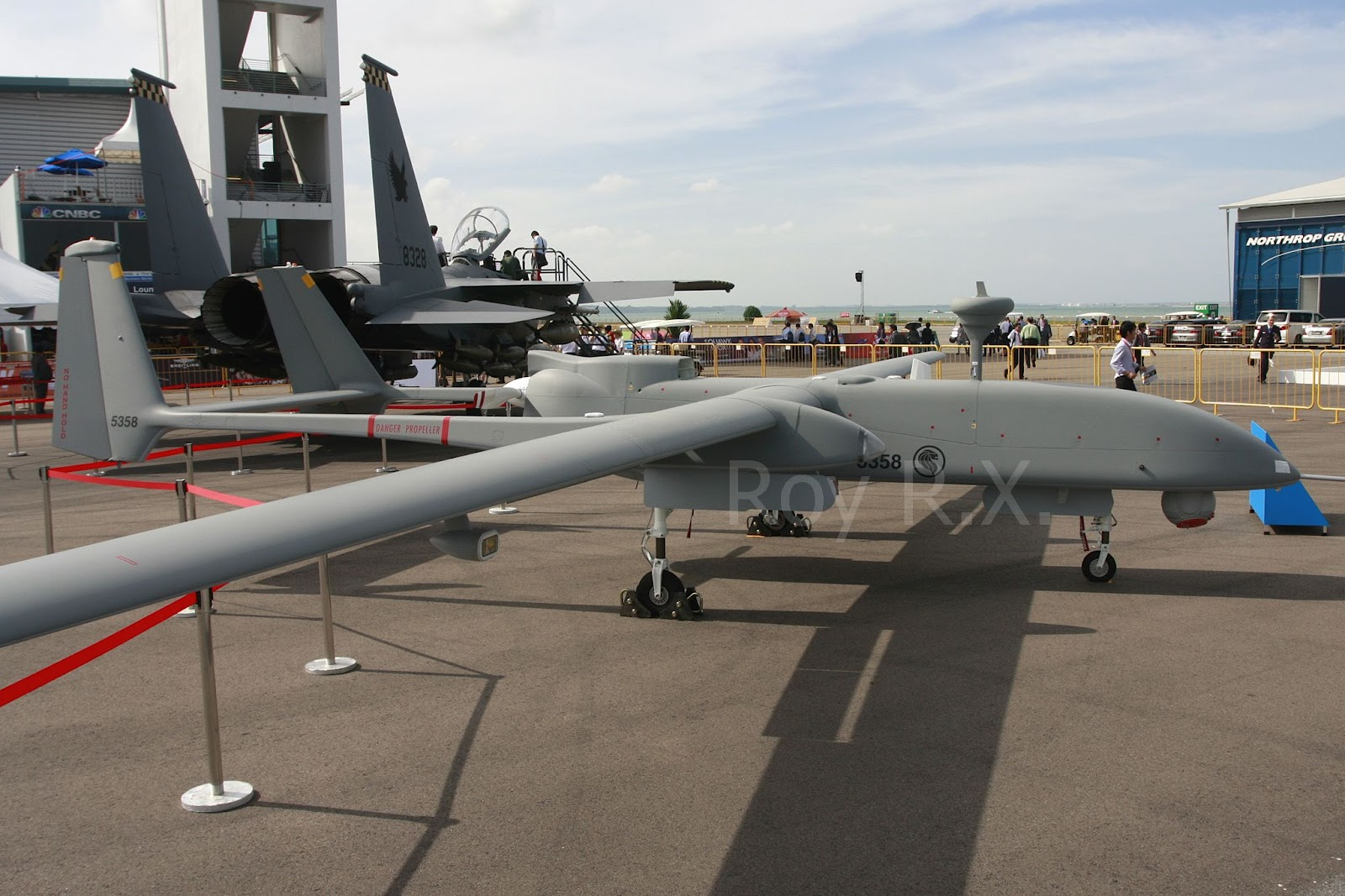 Challenger Aerospace develops new strike-capable VTOL ...  Unmanned Aircraft Vehicle