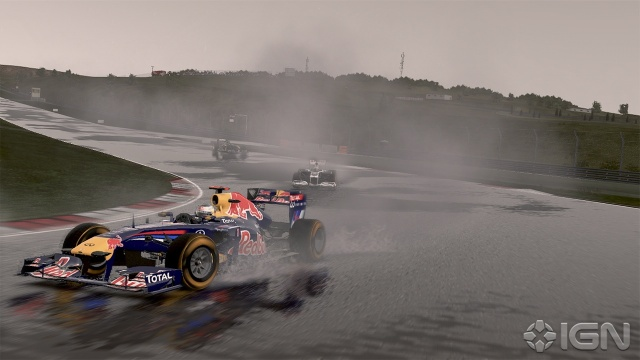 F1 2011 Race Track PC Game Demo Download