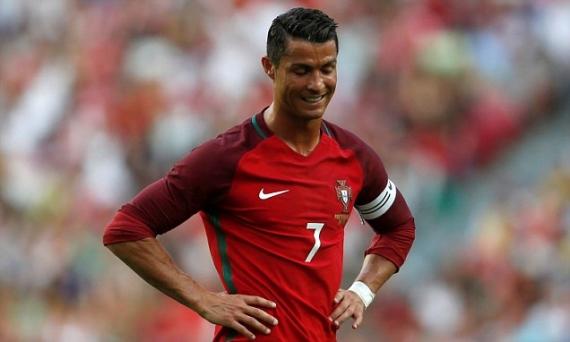 Three-time Ballon d'Or winner - Cristiano Ronaldo