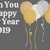Happy New Year 2019 Wishes, Quotes, Messages, Sms, Status