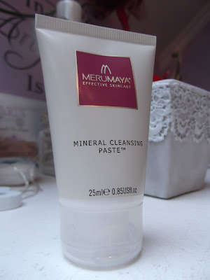 Merumaya Mineral Cleansing Paste