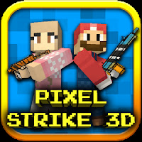 pixel strike 3d mod apk indir