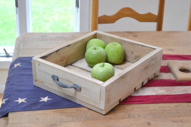 How to Build a Blueberry Crate