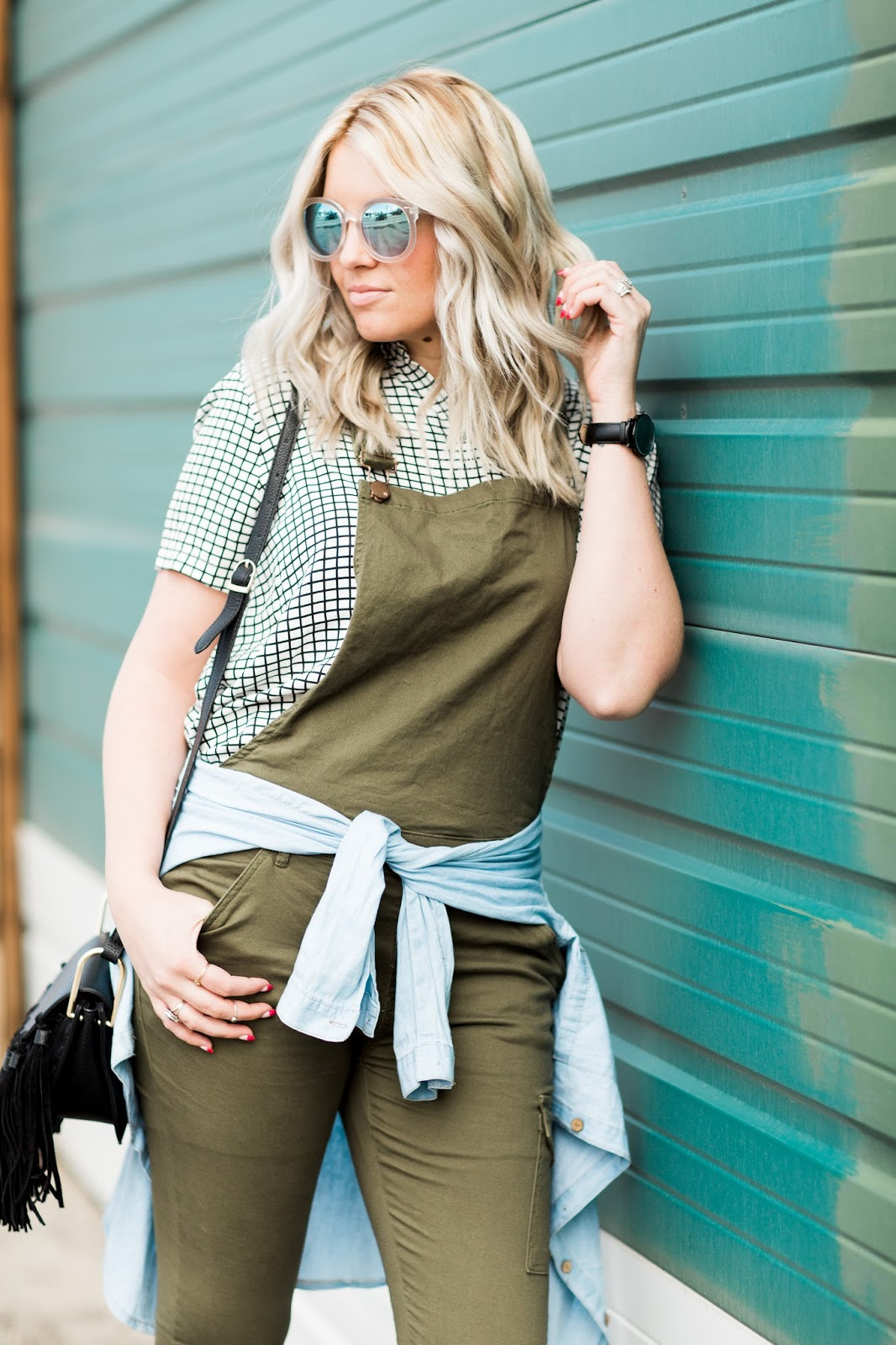 Cotton On, Utah Fashion Blogger, Overalls