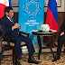 Putin reiterates support for Duterte's fight vs terrorism