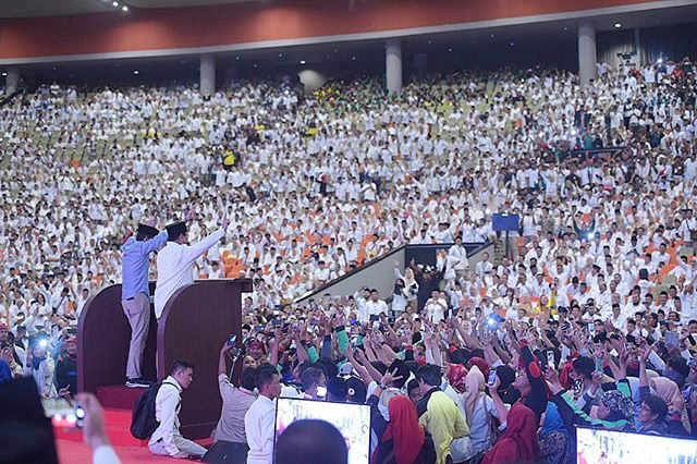 Prabowo Ungkit Kekalahan di Pilpres 2014: MK Tak Mau Buka Bukti Kami
