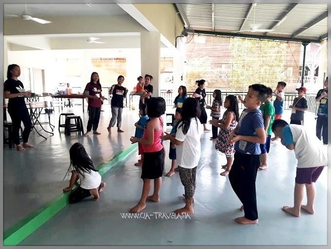 Event : Sunday School Camp - Session I, 2019