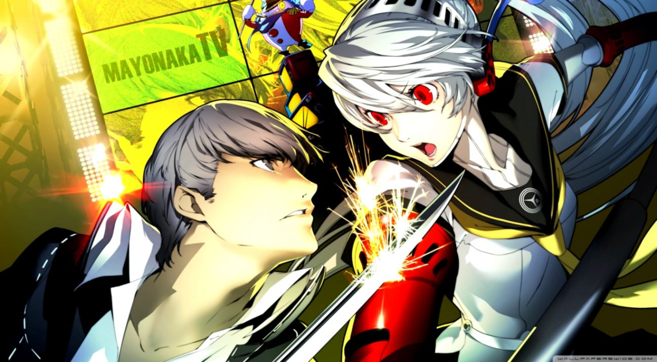 Persona 4 Arena Wallpapers Like Wallpapers