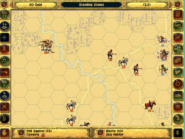 Malric Hero | Fantasy General Screenshot