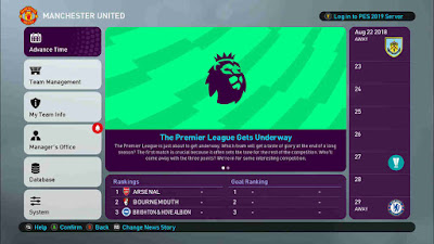 PES 2019 ML Graphics English Premier League by Ginda01