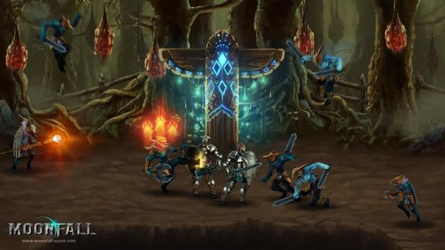 Alguns usuários da internet negam que o game é parecido com Golden Axe e dizem ser mais parecido com Dragon's Crown