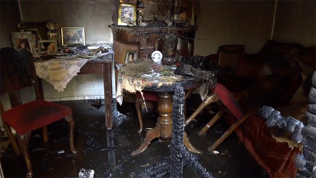 ΑΠΟΚΑΛΥΨΗ ΣΟΚ – Κάηκε ζωντανός στην ΛΕΣΒΟ προσπαθώντας να σώσει 50.000 ευρώ από το φλεγόμενο σπίτι του (