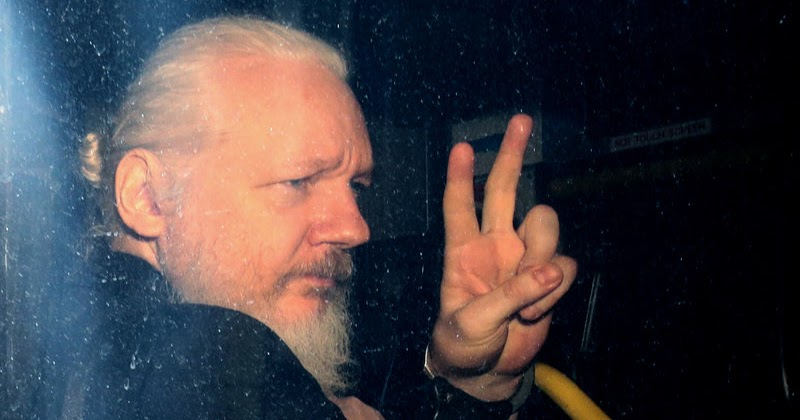 Julian Assange Charged by U.S. With Conspiracy to Hack a Government Computer-today top news