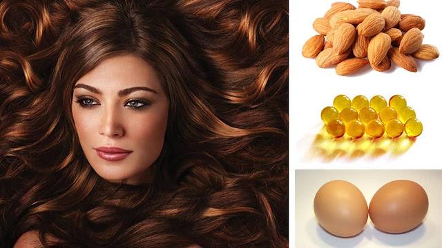 10 Tratamientos caseros para el crecimiento del cabello