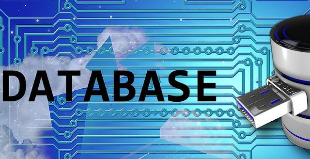 pengertian database beserta konsep, tipe dan fungsinya