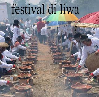 festival kopi di liwa